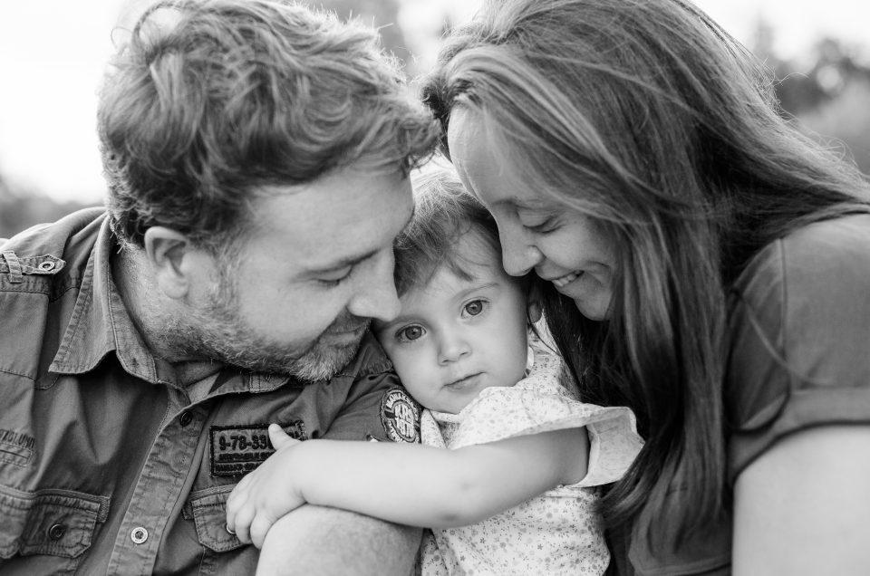 Fotografía de familia en Zaragoza