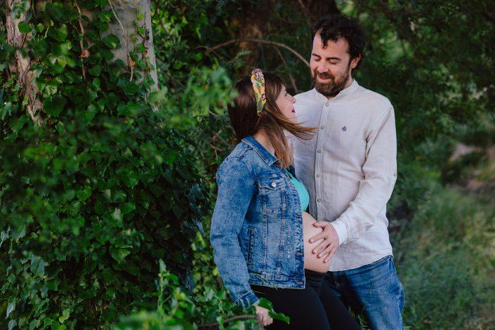 Sesion embarazada Zaragoza